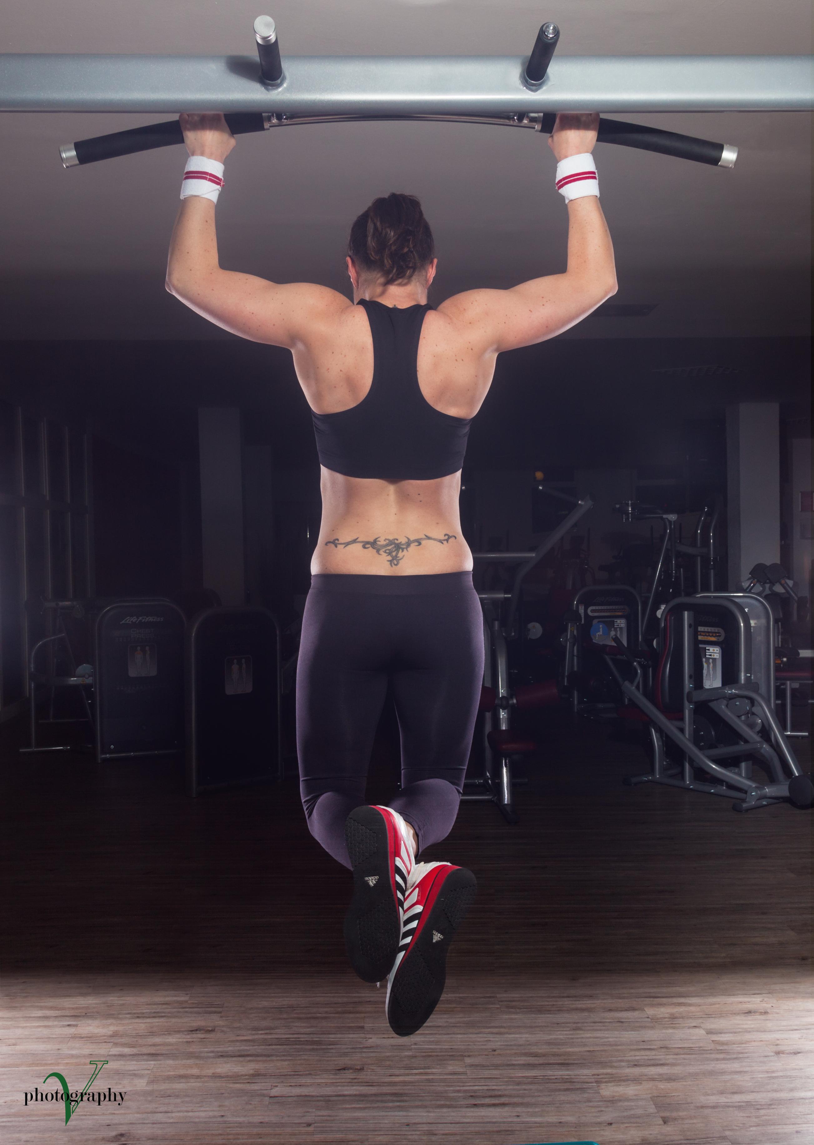 Fitnessfotografie - Vatinga - Photography
