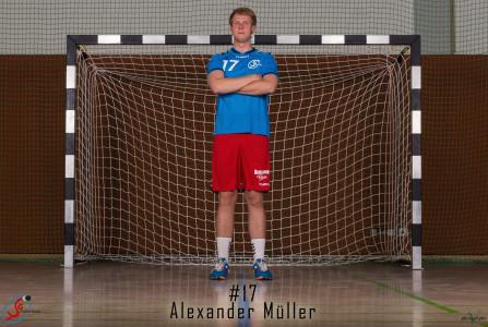 Alexander Müller - Mannschaftsfotoshooting - Vatinga Photography