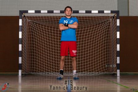 Yannick Beaury - Mannschaftsfotoshooting - Vatinga Photography