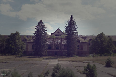 Landschaftsfotos - Beelitz Heilstätten - Vatinga Photography - 8