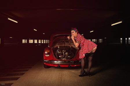 SP - Pin Up Fotoshooting - Vatinga Photography - 5165