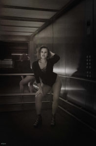DS - Sensual Fotoshooting - Vatinga - Photography - BW - 7750