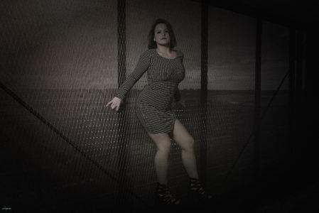 DS - Sensual Fotoshooting - Vatinga - Photography - BW - 7872